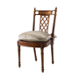 Greek Key Sidechair