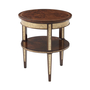 Tosca 'Marlborough Gold' Accent (Round) Table