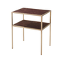 Golden Rectangle Side Table