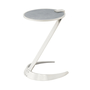 Horseshoe (Moon Blue Shagreen) Accent Table