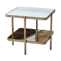 Iconic Two Tiered Side Table