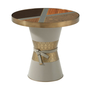 Iconic Round Occasional Table II