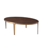 Gennaro Oval Cocktail Table