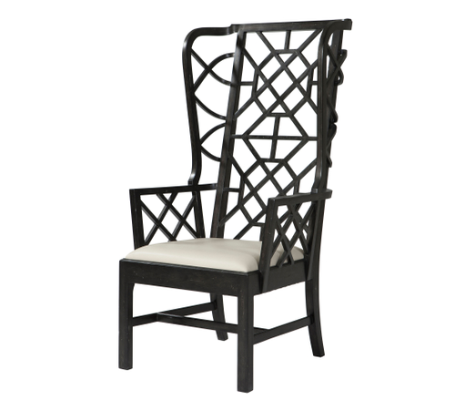 Fabulous Theodore Alexander Seating Accent Chairs 5191 Short Links Chair Design For Home Short Linksinfo