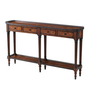 The Narrow Console Table