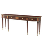 Brook's Reeded Console Table