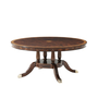 Bennett Radial Dining Table