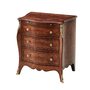 Henry Hill Brass Mounted Nightstand