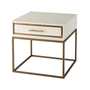 Fascinate Accent (Morning White) Table