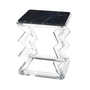 Oscillate Accent (Acrylic) Table