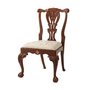 Crested Sidechair