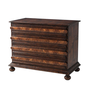 Victory Oak Chest