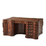 Joint Partnership Pedestal Desk