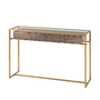 Suspense Console Table