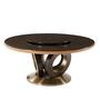 paradox round dining table