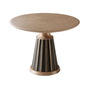 Oak Hendrix Accent Table I