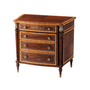 Ernest Serpentine Nightstand
