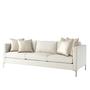 Westmere Sofa (Nickel)
