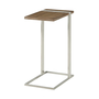 Bishop Cantilever Accent Table