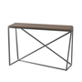 Crazy X Console Table