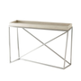 Crazy X Tray Console Table