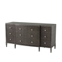 Adeline Break Bowfront Dresser