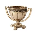 Sunniva Brass Vase