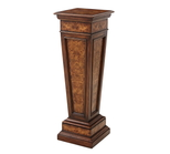 The Burl Pedestal Column
