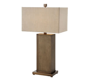 Tone Table Lamp