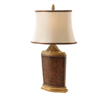 The Cascading Leaf Table Lamp