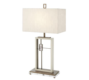 Decorator's Flair Table Lamp