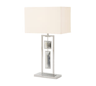 Sway Table Lamp (Stainless)