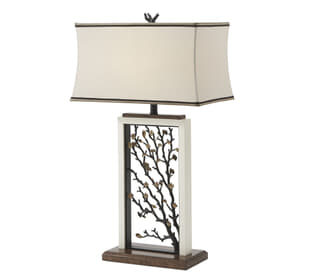 Spring Morning Table Lamp
