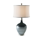 Silvered Shimmer Table Lamp