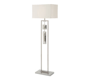 Sway (Stainless) Floor Lamp
