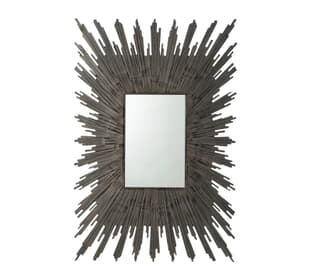 Mariner Sunburst Wall Mirror