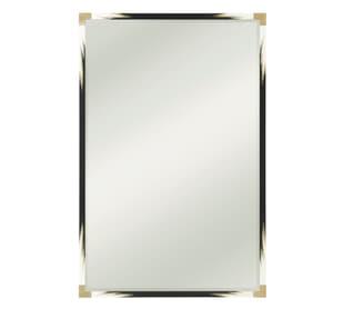 Large Cutting Edge Mirror