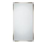 Cutting Edge Floor Mirror (Longhorn White)