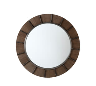 Niccolo Round Mirror
