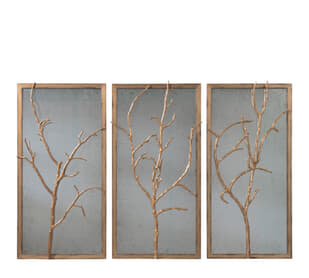Hawthorn Trio Wall Mirror