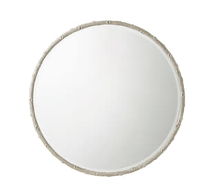 Grove Isle (round) Wall Mirror