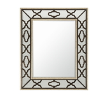 The Antique Etching Wall Mirror