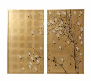 Spring Magnolias Wall Décor