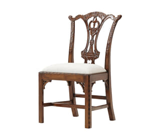 Mrs Chippendale's Formal Chair