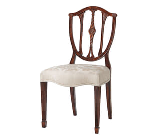 Palmerston's Dinner Side chair