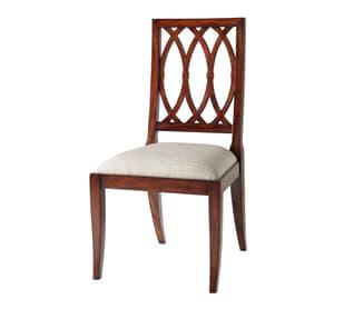 Lady Emily's Invitation Sidechair