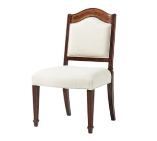 Sheraton's Satinwood Sidechair