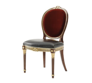 The King's Sidechair