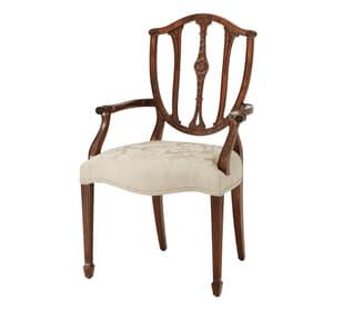 Palmerston's Dinner Armchair