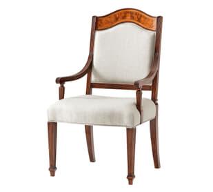 Sheraton's Satinwood Armchair